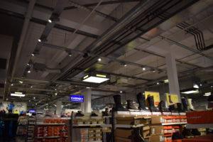 Výměna LED osvětlení