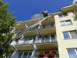 Opravy balkónů