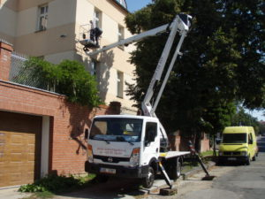 Montáže kamerových systémů